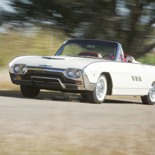 Ford Thunderbird 'M-Code' Sports Roadster