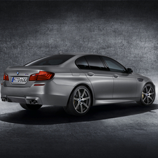 Special edition is based on the recently launched performance version M5 Competition Pack...
