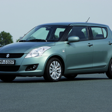 Suzuki Swift 1.3 DDiS Comfort
