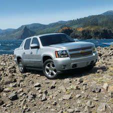 Chevrolet Avalanche LTZ Black Diamond Edition 4WD