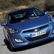 Hyundai i30 1.4 CRDi WGT Blue Scope
