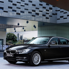 The Long Wheelbase 3 Series is doing very well in China