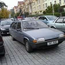 Citroën BX14i Break TGE