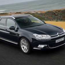 Citroën C5 Tourer 2.2HDI FAP Exclusive