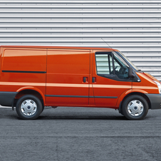 Ford Transit Chassis Cabina Simples 350 L2 2.2TDCi H1