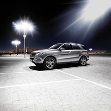 Mercedes-Benz ML 500 4Matic BlueEfficiency