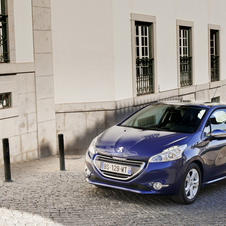 Peugeot has been attempting to rejuvenate itself with new small cars like the 208