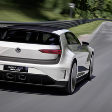 Furthermore the GTE Sport can also be moved only on electricity over 50km, with no emissions
