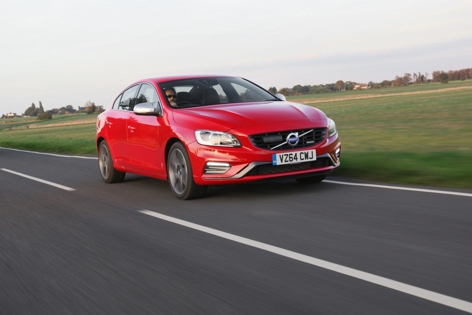 Volvo S60 D2 R-Design Geartronic