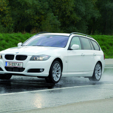 BMW 320d Touring Edition Sport Automatic