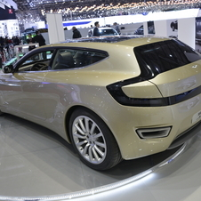 It makes the Rapide into a shooting brake