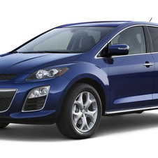 Mazda CX-7 MZR-CD 2.2 Turbodiesel