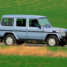 Mercedes-Benz G 300 Diesel Lang AT