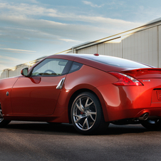 Nissan 370Z Touring Automatic