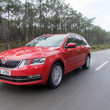 Skoda Octavia Break 2.0 TDI DSG Ambition