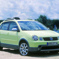 Volkswagen Polo Fun 1.4
