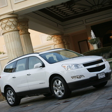 Chevrolet Traverse LT2 AWD