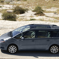 Citroën Grand C4 Picasso 1.6HDi Base