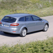 Ford Mondeo Estate 2.2 TDCi