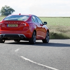 Volvo S60 D5 R-Design Powershift