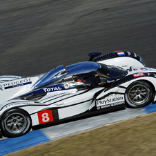 Peugeot Develeoping Hybrid4 for 908 for Racing Next Year