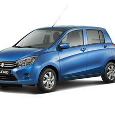 The new city car will replace the Alto and Splash models in Suzuki's range
