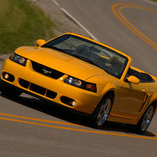 Ford SVT Mustang Cobra Convertible