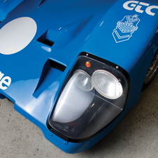 Mirage M12 Group C Sports Prototype