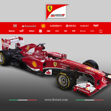 The F138 has major changes over the F2012 last year