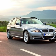 BMW 330d Touring Edition Lifestyle