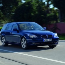 BMW 520i Touring Auto Executive (E61)