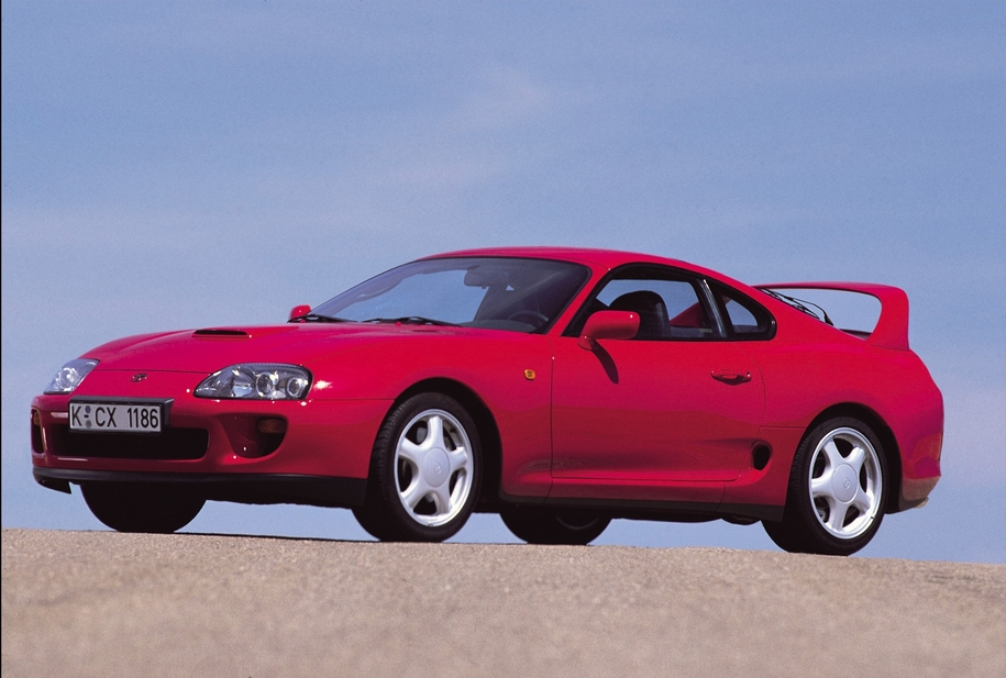 Toyota Supra Twin Turbo