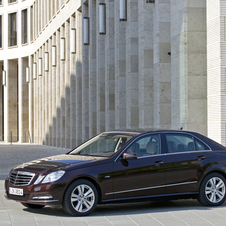 Mercedes-Benz E 250 CDI BE 4Matic Auto