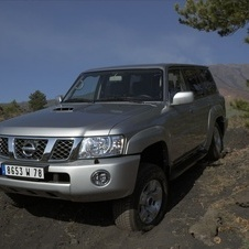 Nissan Patrol GR 4.2i Station Wagon Safari
