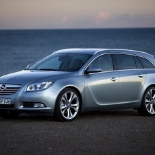 Opel Insignia Sports Tourer 2.0 Turbo ECOTEC AWD
