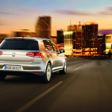 Volkswagen Golf Trendline 1.6 TDI BlueMotion Technology