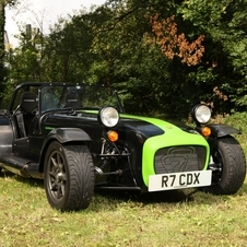 Caterham working on sub-£50k, Two-Seat Coupe