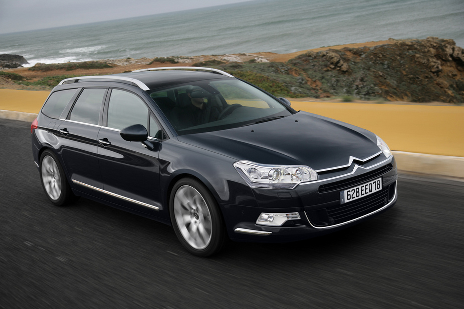 citroen c5 tourer exclusive for sale. Black Bedroom Furniture Sets. Home Design Ideas