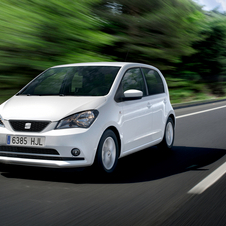 Seat Mii 1.0 Reference Plus Auto