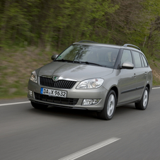 Skoda Fabia Break 1.2 TSI Active Plus