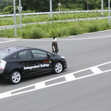 Its pedestrian braking tech will also be ready at that time