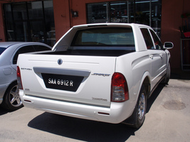 Ssangyong Actyon Sports Pick Up 4x4 Limited