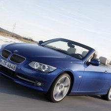 BMW 320d Cabriolet Edition Exclusive