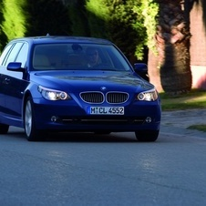BMW 520d Touring Auto Executive (E61)