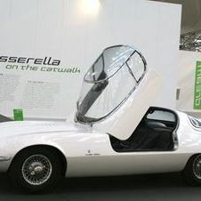 Chevrolet Corvair Testudo