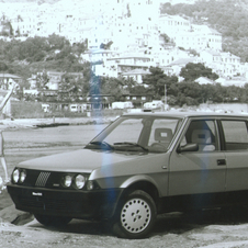 Fiat Ritmo ES (Energy Saving)