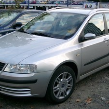 Fiat Stilo Multi Wagon 1.8 16v