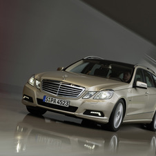Mercedes-Benz E 250 CGI Station BlueEfficiency Auto