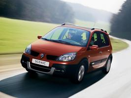 Renault Scenic Conquest 2.0 16V