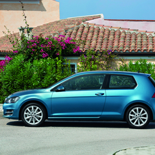 Volkswagen Golf Confortline 1.6 TDI BlueMotion Technology